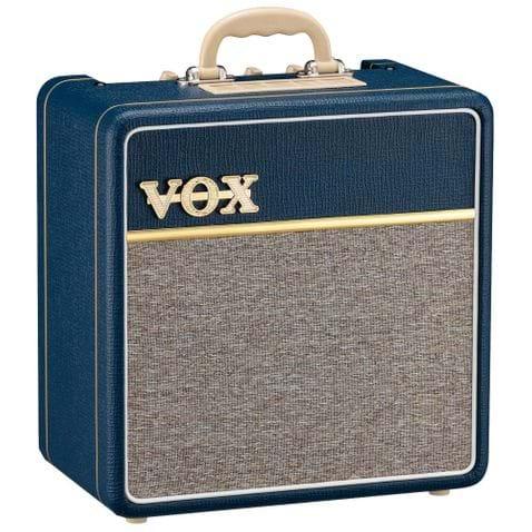 Amplificador Vox Combo Ac- 4c1-bl - Bl - Azul