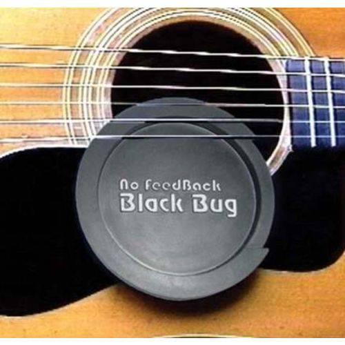 Anti Feedback Redutor Microfonia Black Bug Nfv Violão 84 Mm