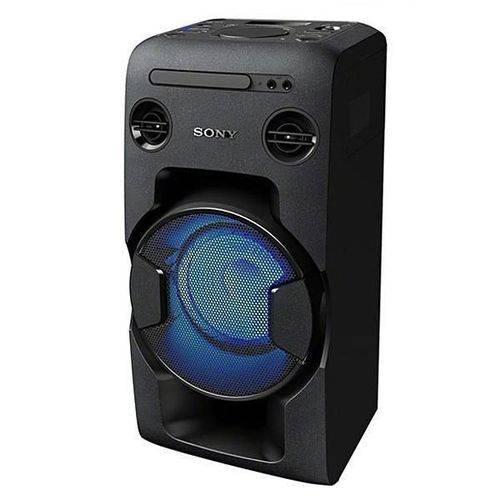 Aparelho de Som Sony Mhc-v11 com Bluetooth Leitor de Cd e Entrada USB