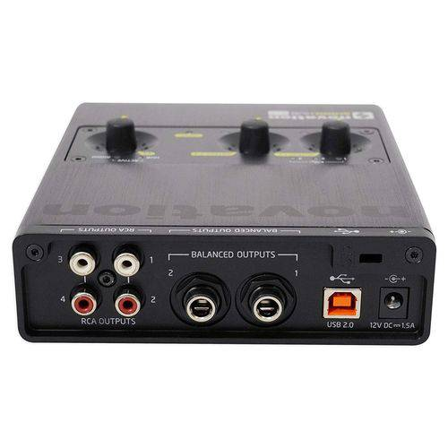 Audiohub 2x4 Audio Interface Novation USB 2.0 H