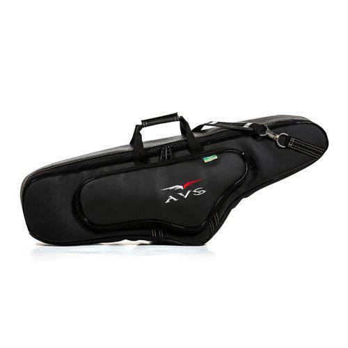 Avs Bags - Semi Case Sax Alto Preto Sc006ex