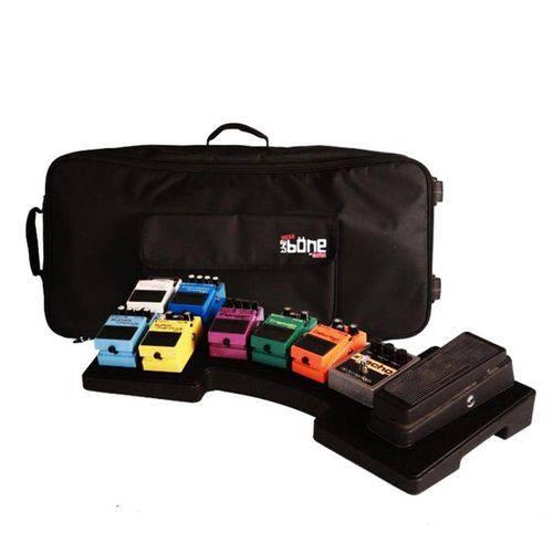 Bag com Plataforma para Dez Pedais com Alça e Rodas - Gator