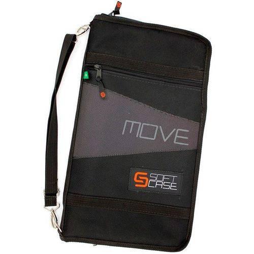 Bag de Baquetas Soft Case Move Series Big Padrão Top (195)