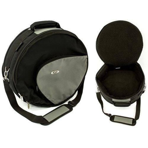 Bag de Caixa Ritter Classic Series 14x5,5¨ Rcd14055d Bst Cinza Compatível com 4¨ a 7¨ Profundidade