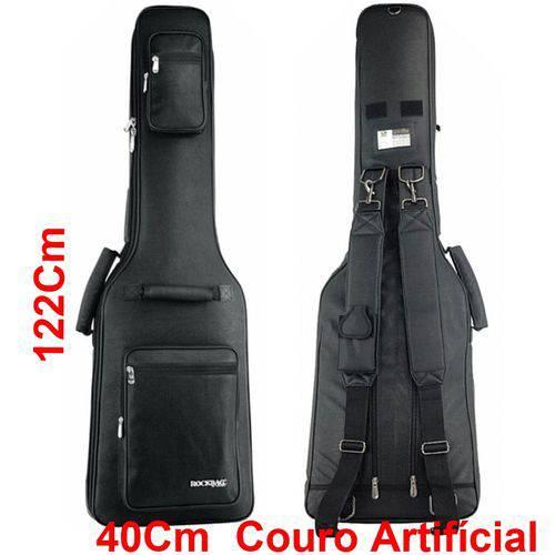 Bag de Contra Baixo Rockbag Artificial Leather Line