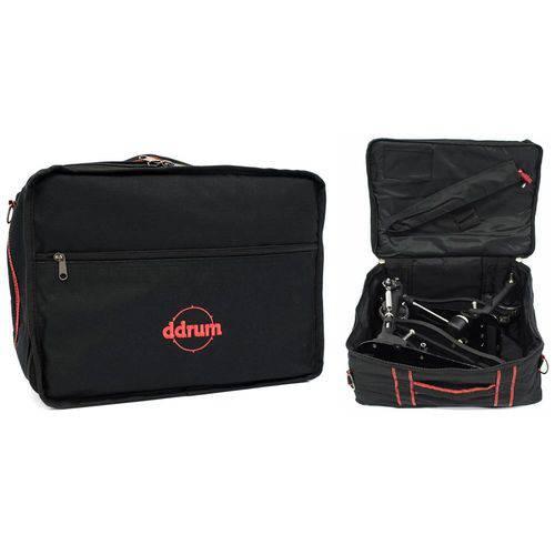 Bag de Pedal Ddrum Dxdp Double Bass Drum Pedal Bag Series para Pedal Duplo Single