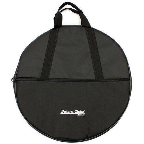 Bag de Pratos Solid Sound Standard com Bolso Frontal Compatível com Pratos Até 21¨ (4034)