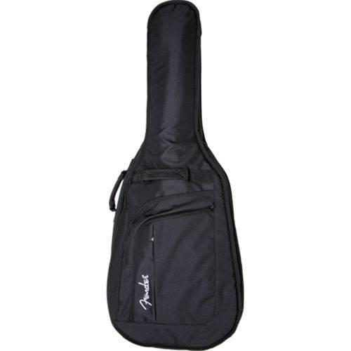 Bag P/ Violão Fender Dreadnought Urban Black
