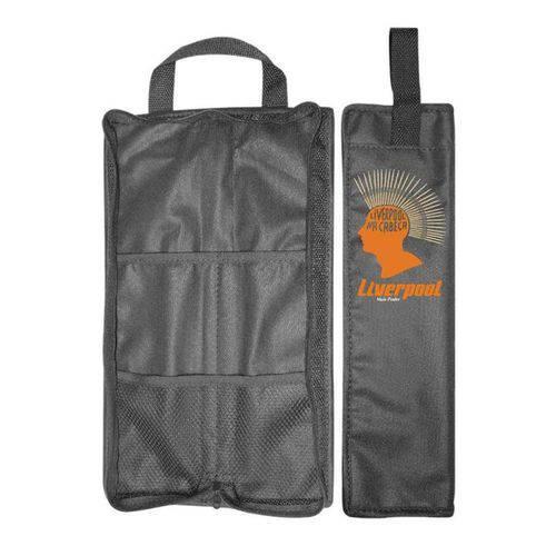 Bag para Baqueta Liverpool Preto - Com01