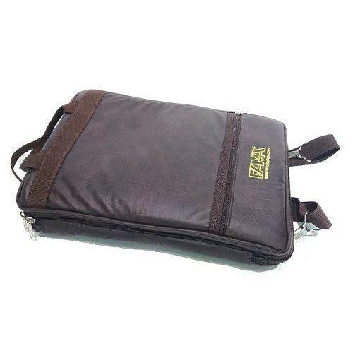 Bag para Baquetas Couro Ecológico