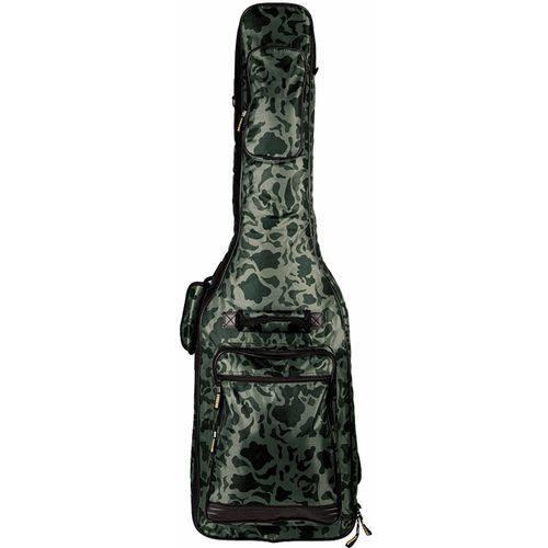 Bag para Contra Baixo Rockbag Deluxe Line Camuflado