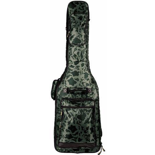 Bag para Guitarra Rockbag Deluxe Line Camuflado Rb 20506 Cfg