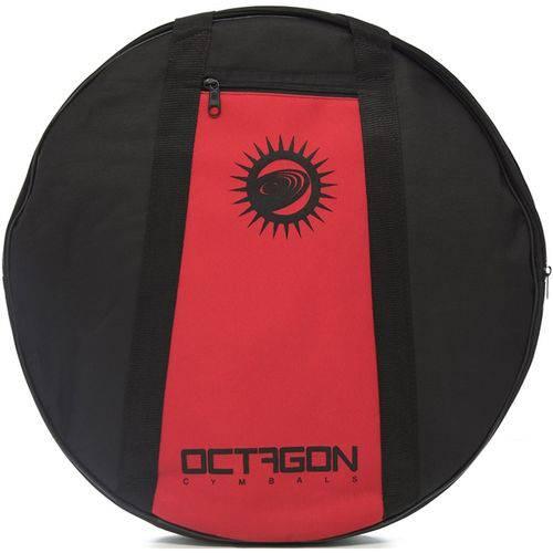 Bag para Pratos Octagon Acolchoado 2 Divisões Interna