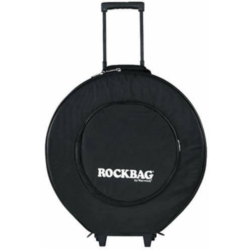 Bag para Pratos Soft Light Rockbag com Rodinhas