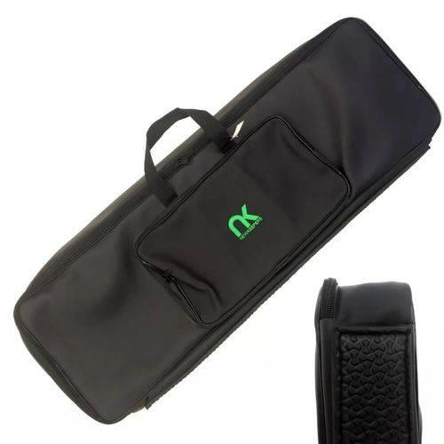 Bag para Teclado 5/8 Tradicional Premium NewKeepers Preto