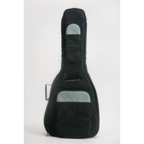 Bag para Violão Folk New Bndevfm Deluxe - Preto