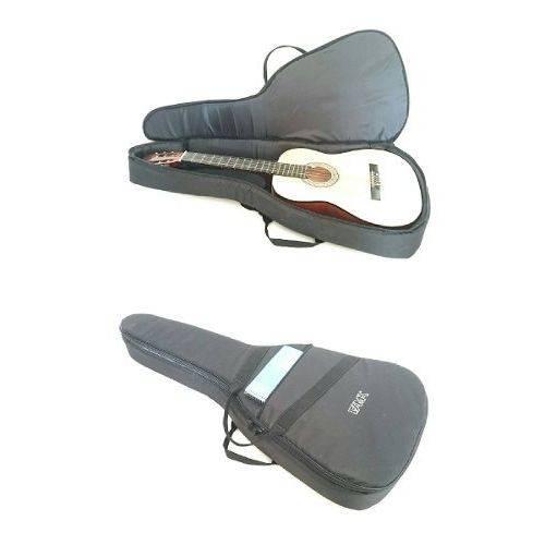 Bag para Violão Folk Extra Luxo Impermeável Fama