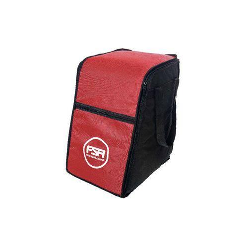 Bag Vermelha para Cajon Comfort FSA FBC02