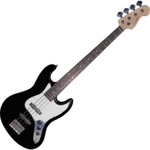 Baixo 4 Cordas Jazz Bass Preto Bbj-E81-B Benson