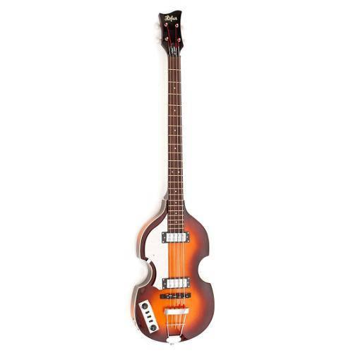 Baixo Hofner Violin Bass Ignition 4 Cordas Canhoto Hibbl Sb