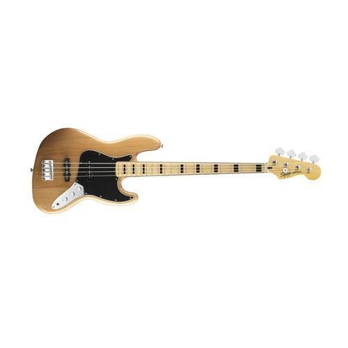Baixo Squier Vintage Modified 70 Jazz Bass Nat