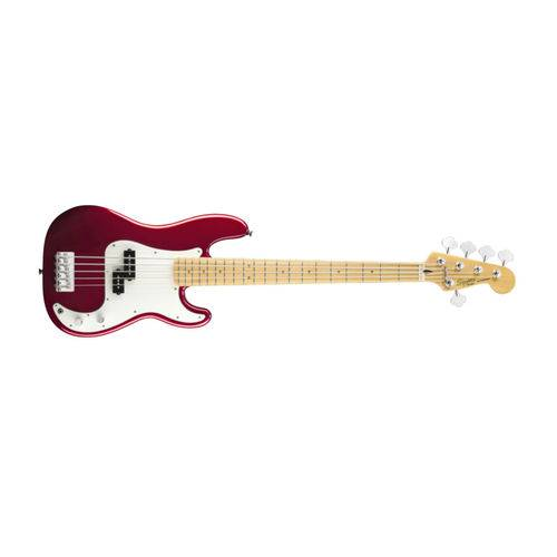 Baixo Squier Vintage Modified Precision Bass V Candy Apple Red