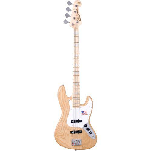 Baixo Sx Jazz Bass Sjb75 na Ash