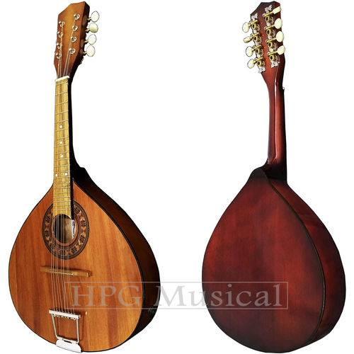 Banjo Elétrico Clave Sonora Dark Wood