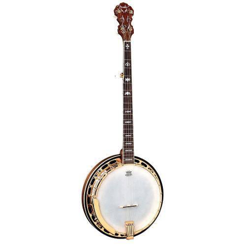 Banjo Fender 095 5900 - Fb-59 - 221 - Natural