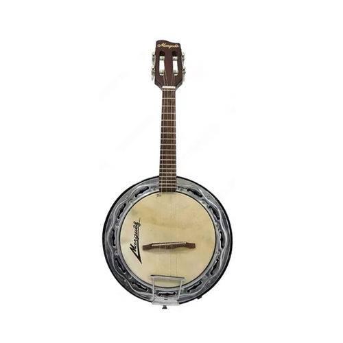 Banjo Marquês de Madeira Castanho Passivo BAJ-87-CT-EL - CV0007