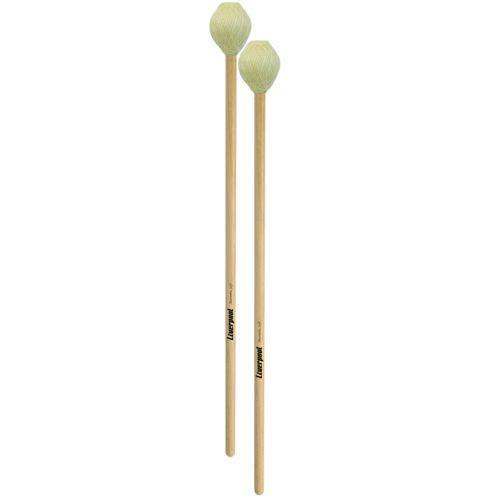 Baqueta para Marimba Soft Lã ( Par ) Liverpooll MB S