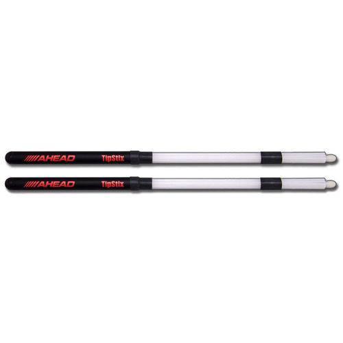 Baqueta Rod Ahead Drumsticks Tipstix Tpsx com Ponta Normal para Tocar com Volume Mais Controlado
