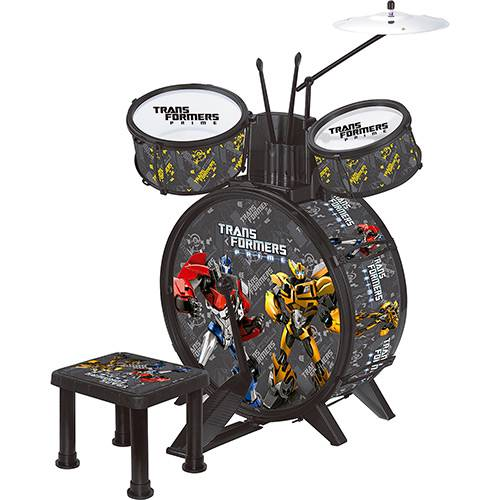 Bateria By Kids Transformers