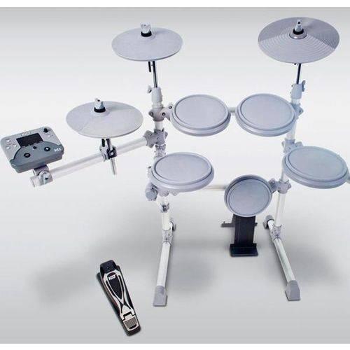 Bateria Eletrônica Kat Percussion Kt1p com Pedal Incluso (prato com Choke) By Gretsch & Gibraltar