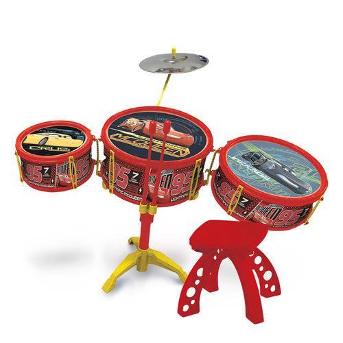 Bateria Infantil Musical - Disney Cars - Toyng