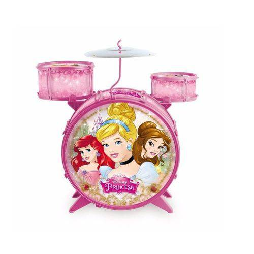 Bateria Infantil Princesas Disney - Toyng 27213