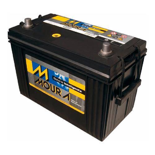 Bateria Moura 12v 80ah M80rd