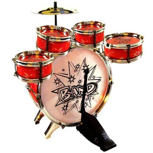 Bateria Musical Estúdio da Música Vermelha - Fênix