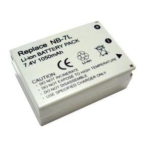 Bateria NB-7L para Canon