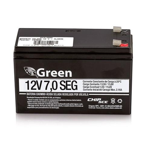 Bateria Selada 12V 7,0 SEG