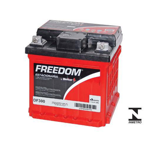 Bateria Solar Centrium Energy Df-300 Freedom 12v 30ah