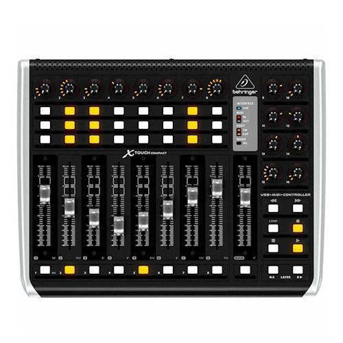 Behringer X-touch Compact | Controlador Midi/USB