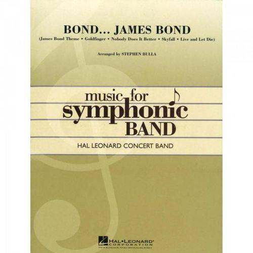 Bond Jamens Bond Score Parts Essencial Elements