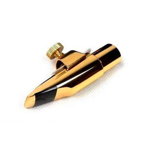 Boquilha BARI para Saxofone Soprano Metal Gold .065 #BSMMG-6