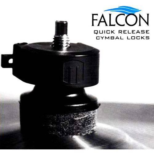 Borboleta Mapex Falcon Acfbn Quick Release Cymbal Lock Kit com 2 para Todas Estantes