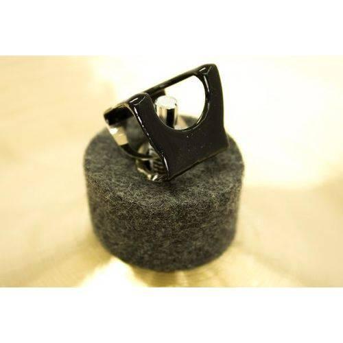 Borboleta Pinch Clip Pcb Black Kit com 3 Borboletas para Estante de Prato Chimbal