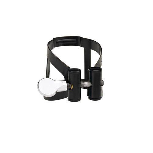 Bracadeira Vandoren M/o para Clarinete Sib Preta com Cobre Boquilha Plastica