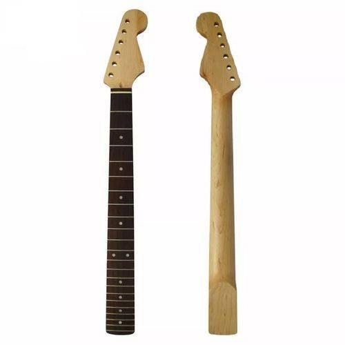 Braço de Guitarra Strato 22 Trastes Pau Rosa