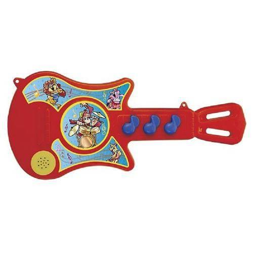 Brinquedo Guitarra Musical Rosita 40cm 9153