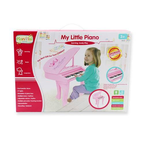 Brinquedo Infantil Instrumento Musical Piano Sinfonia - Mc18058